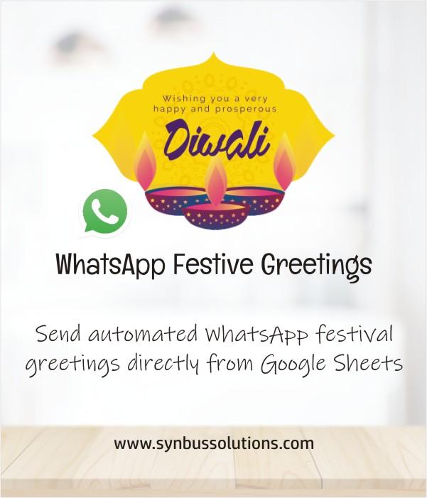 whatsapp festival greetings